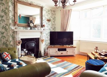 Thumbnail 2 bed semi-detached bungalow for sale in Lyncroft Road, North Shields