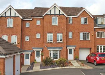 Thumbnail 5 bed town house to rent in Marlgrove Court, Marlbrook, Bromsgrove