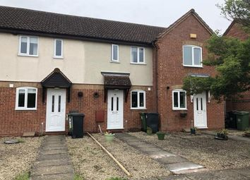 Thumbnail 1 bed terraced house for sale in Cranesbill Drive, Worcester, Worcestershire