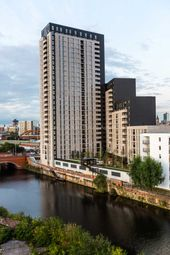 Thumbnail 3 bed flat to rent in One Regent, Regent Road, Manchester