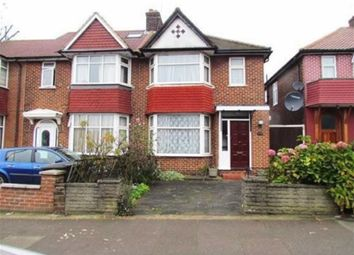 Thumbnail 3 bed semi-detached house to rent in Pennine Drive, London