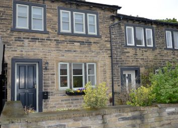 Thumbnail 1 bed cottage for sale in Blackmoorfoot Road, Crosland Moor, Huddersfield