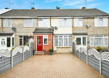 Thumbnail 3 bed terraced house for sale in Stonelea Close, Chippenham