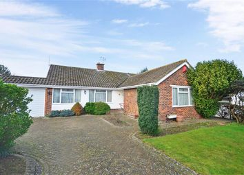 Thumbnail 3 bed detached bungalow for sale in Morrell Avenue, Horsham, West Sussex