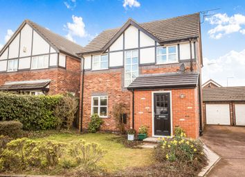 Thumbnail 4 bed detached house for sale in The Pryors, Tarvin, Chester