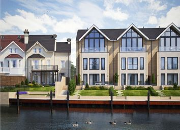 Thumbnail 4 bed end terrace house for sale in Taplow Riverside, Mill Lane, Taplow