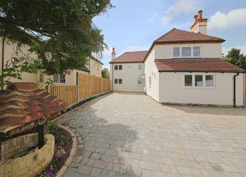 Thumbnail 4 bedroom detached house for sale in London Road, Shenley, Radlett