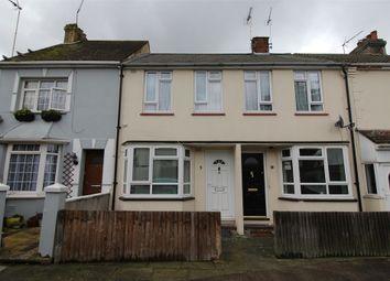Thumbnail 2 bed maisonette for sale in Macdonald Road, Gillingham, Kent.
