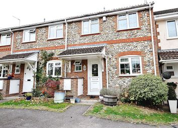 Thumbnail 3 bed terraced house to rent in Miles Place, Lightwater, Surrey