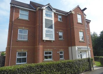 Thumbnail 2 bed flat to rent in Blakeshay Close, Leicester
