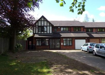 Thumbnail 6 bed detached house for sale in Wake Green Road, Moseley, Birmingham, West Midlands