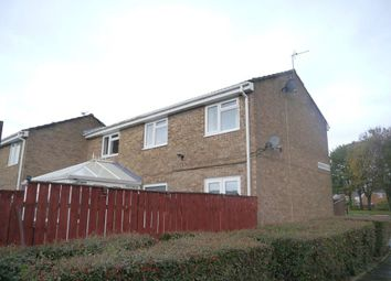 Thumbnail 4 bed end terrace house for sale in Spacious Family House Caernarvon Close, Etal Park, Newcastle Upon Tyne