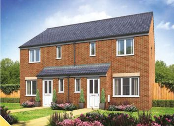 Thumbnail 3 bed semi-detached house for sale in Galileo, Cranbrook, Plot 138, The Hanbury, Galileo, Cranbrook