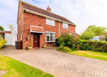 Thumbnail 2 bedroom semi-detached house for sale in Kitchen Lane, Wednesfield, Wolverhampton