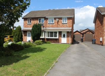 Thumbnail 3 bed property to rent in Bramshaws Acre, Cheadle, Stoke-On-Trent