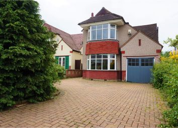 Thumbnail 3 bedroom detached house for sale in Pickhurst Lane, West Wickham