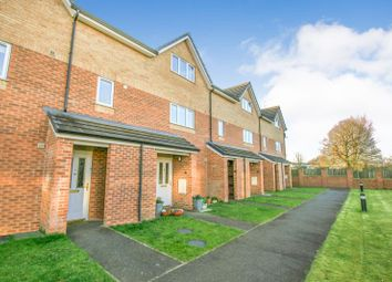 Thumbnail 2 bed terraced house for sale in Glen Vale, Dronfield Woodhouse, Derbyshire