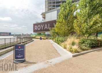 Thumbnail 3 bed flat for sale in Marco Polo, Mariners Quarter, Royal Wharf