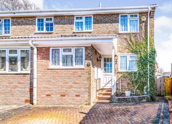 Thumbnail 3 bed end terrace house for sale in Olympic Way, Fair Oak, Eastleigh