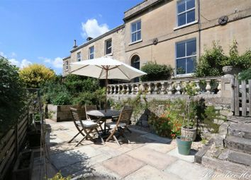 Thumbnail 2 bed terraced house for sale in Wellsway, Bath