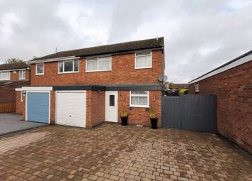 Thumbnail 3 bed semi-detached house for sale in Avon Place, Aylesbury
