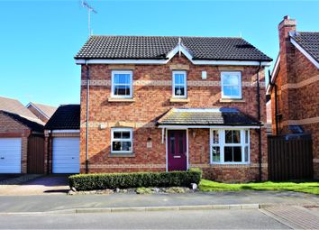 Thumbnail 4 bed detached house for sale in Mcintosh Drive, Driffield