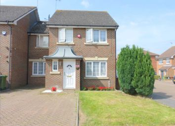 Thumbnail 4 bed end terrace house for sale in Kensington Way, Borehamwood
