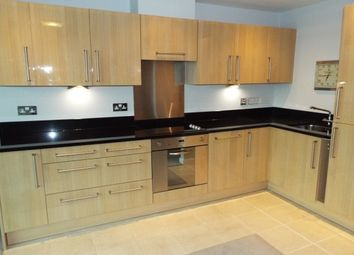 Thumbnail 2 bed flat to rent in River Crescent, Waterside Way