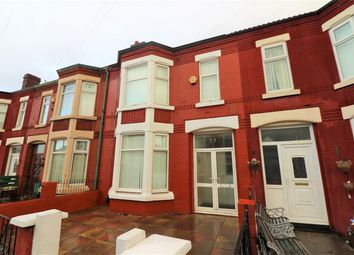 Thumbnail 4 bed property to rent in Harcourt Avenue, Wallasey, Wirral