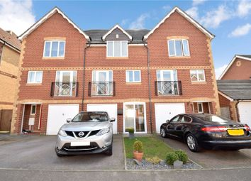 Thumbnail 3 bedroom terraced house for sale in Pentstemon Drive, Swanscombe, Kent
