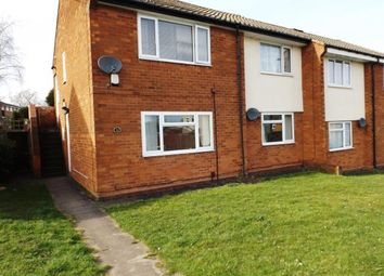 Thumbnail 2 bed flat for sale in Rifle St, Bilston, West Midlands