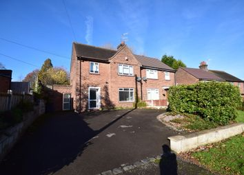 Thumbnail 3 bed semi-detached house to rent in Stafford Crescent, Clayton, Newcastle-Under-Lyme