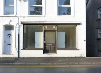 Thumbnail 1 bedroom property to rent in High Street, Sennybridge, Brecon