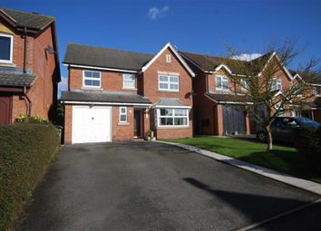 Thumbnail 4 bed detached house for sale in Hazle Close, Ledbury, Herefordshire