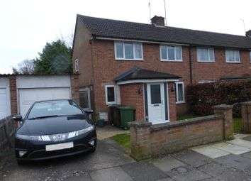 Thumbnail 2 bed end terrace house for sale in Bognor Road, Corby