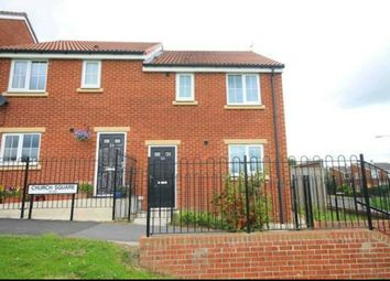 Thumbnail 3 bed end terrace house to rent in Church Square, Brandon