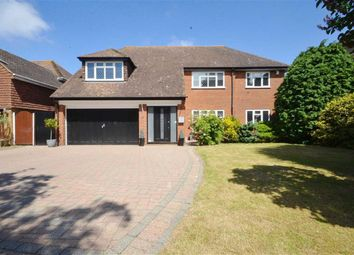 Thumbnail 5 bedroom detached house for sale in Hayes Barton, Thorpe Bay, Essex
