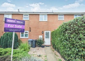 Thumbnail 3 bed terraced house for sale in Cauldham Close, Folkestone
