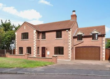 5 bed detached house for sale in Roman Drive, Stibbington, Peterborough PE8