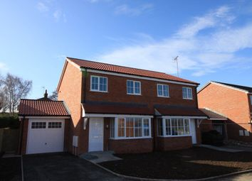 Thumbnail 3 bed semi-detached house to rent in Linden Fields, Little Minsterley, Minsterley, Shrewsbury