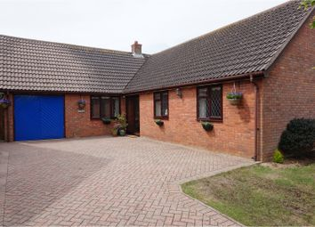 Thumbnail 3 bedroom detached bungalow for sale in The Oaks, Ipswich