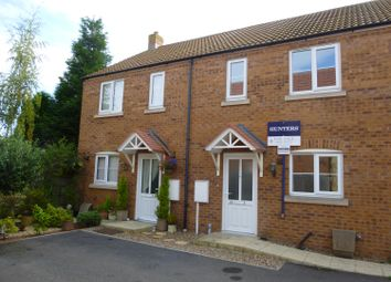 Thumbnail 2 bed terraced house for sale in Axholme Drive, Epworth, Doncaster