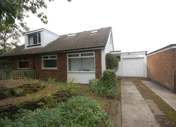 Thumbnail 2 bed semi-detached bungalow for sale in Monks Crescent, Durham