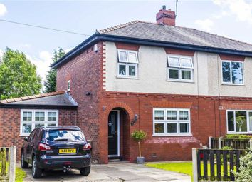 Thumbnail 3 bed semi-detached house for sale in Sherwood Avenue, Astley, Tyldesley, Manchester