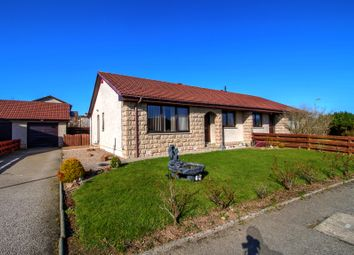 Thumbnail 3 bed bungalow for sale in Wallace Way, Peterhead
