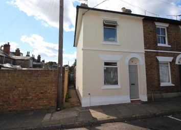 Thumbnail 2 bed end terrace house for sale in Church Street, St. Dunstans, Canterbury