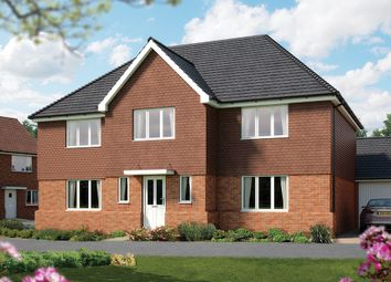 "Thumbnail 5 bed detached house for sale in ""The Truro"" at Chalkers Lane, Hurstpierpoint, Hassocks"