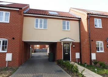 Thumbnail 1 bedroom property for sale in Jeckyll Road, Wymondham