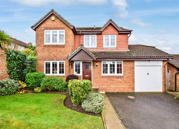 Thumbnail 4 bed detached house for sale in Emersons Avenue, Hextable, Kent