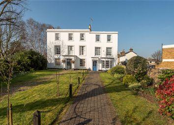 Thumbnail 5 bed semi-detached house for sale in Park Road, Teddington